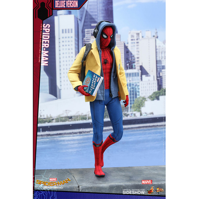 Figurine Spider-Man Homecoming Movie Masterpiece Spider-Man Deluxe Ver. 28cm
