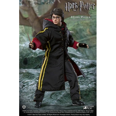 Figurine Harry Potter Triwizard Tournament Quidditch Ver. 23cm