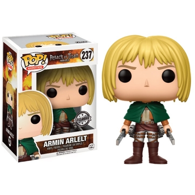 Figurine Attack on Titan Funko Pop! Armin Arlert 9cm