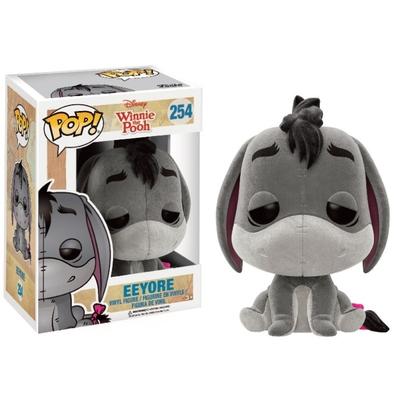 Figurine Winnie l´ourson Funko POP! Disney Eeyore (Flocked) 9cm