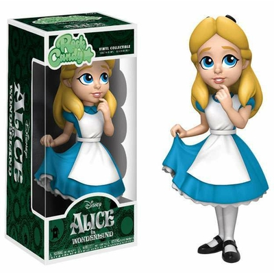 Figurine Alice au pays des merveilles Rock Candy Alice 13cm