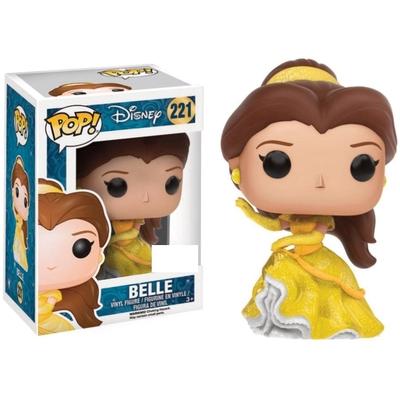 Figurine La Belle et la Bête Funko POP! Belle (Sparkle Ballgown) 9cm