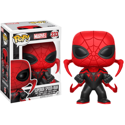 Figurine Marvel Comics Funko POP! Spider-Man Superior 9cm