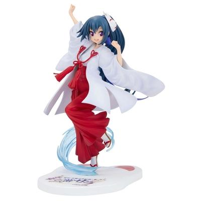 Statuette Suwahime Project Genba Sara 20cm