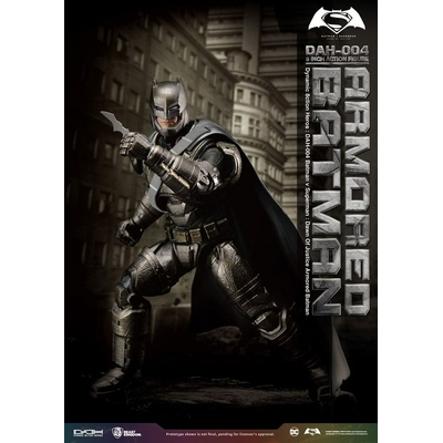 Figurine Batman v Superman Dynamic 8ction Heroes Armored Batman 20cm