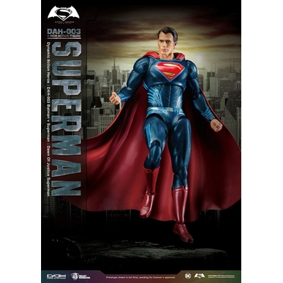 Figurine Batman v Superman Dynamic 8ction Heroes Superman 20cm