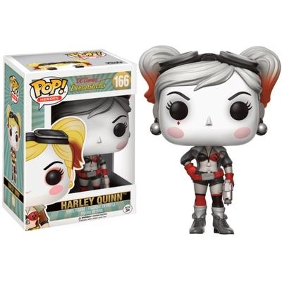 Figurine DC Comics Bombshells Funko POP! Harley Quinn (Flashback) 9cm