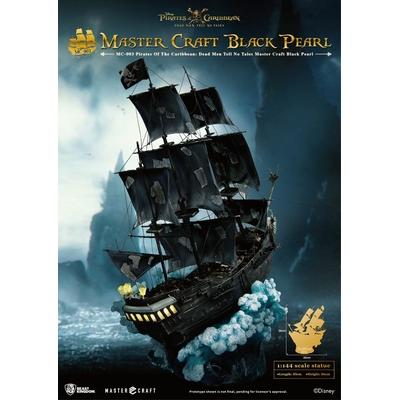 Statuette Pirates des Caraïbes La Vengeance de Salazar Master Craft Black Pearl 36cm