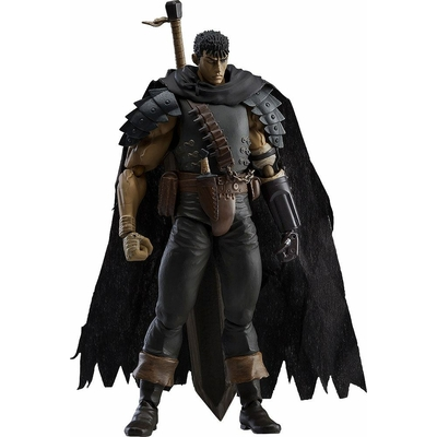 Figurine Berserk Figma Guts Black Swordsman Ver. Repaint Edition 17cm