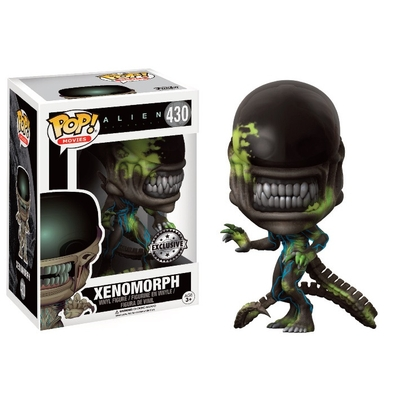 Figurine Alien Covenant Funko POP! Xenomorph 9cm