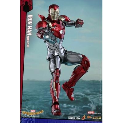 Figurine Spider-Man Homecoming Movie Masterpiece Diecast Iron Man Mark XLVII 32cm