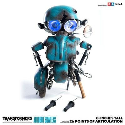 Figurine Transformers The Last Knight Autobot Sqweeks 20cm