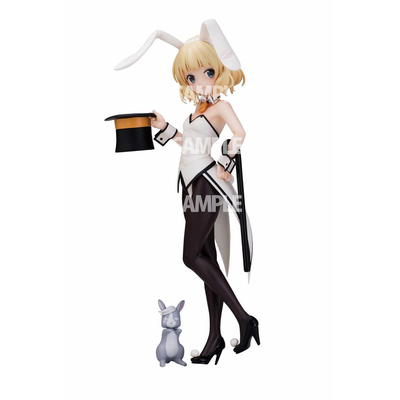 Statuette Is the Order a Rabbit? Syaro Bunny Version 22cm