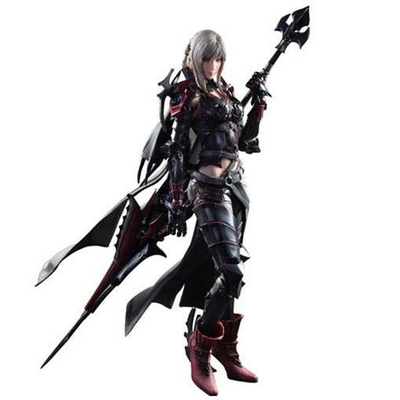 Figurine Final Fantasy XV Play Arts Kai Aranea Highwind 27cm