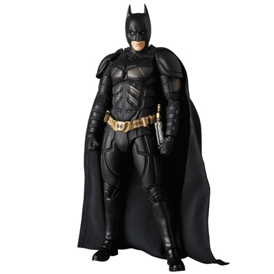 Figurine Batman The Dark Knight Rises Medicom MAF Batman Ver. 3.0 - 16cm