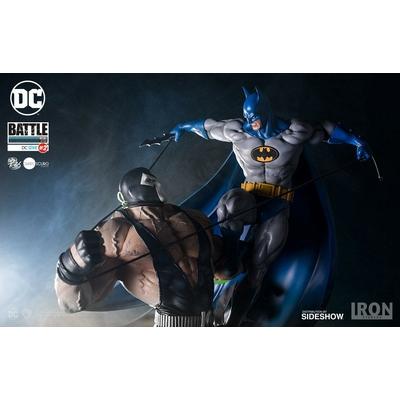Diorama DC Comics Batman vs Bane 55cm
