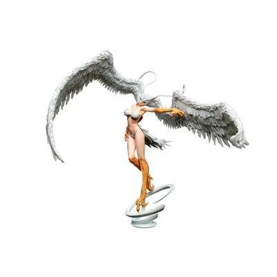 Statuette Devilman Sirene Demon's Spiritual Wings in the Sky Ver. 43cm