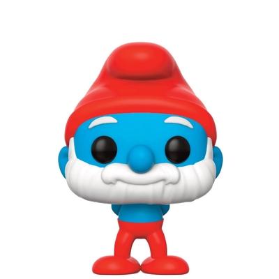 Figurine Les Schtroumpfs Funko POP! Papa Smurf 9cm