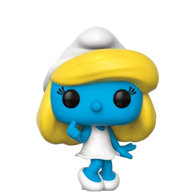 Figurine Les Schtroumpfs Funko POP! Smurfette 9cm
