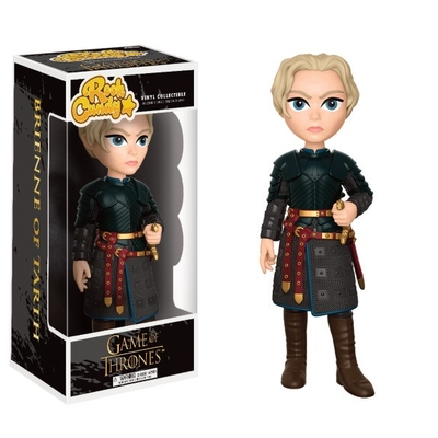 Figurine Le Trône de Fer Rock Candy Brienne of Tarth 13cm