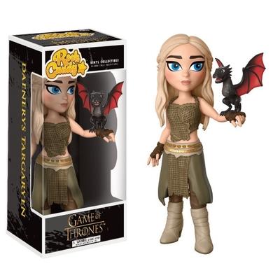 Figurine Le Trône de Fer Rock Candy Daenerys Targaryen 13cm