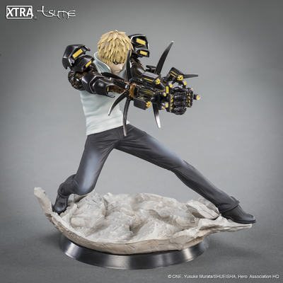Figurine One Punch Man XTRA Tsume Genos 15cm