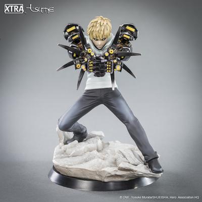 Figurine One Punch Man XTRA Tsume Genos 15cm 1001 Figurines 2