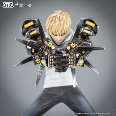 Figurine One Punch Man XTRA Tsume Genos 15cm 1001 Figurines 3
