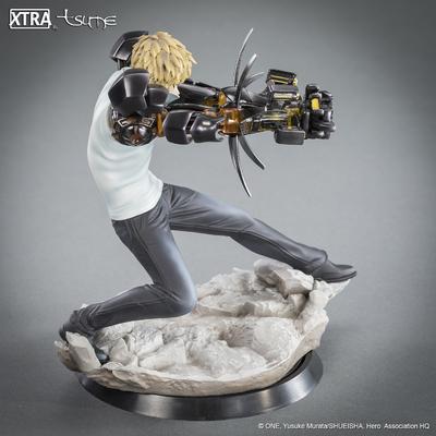 Figurine One Punch Man XTRA Tsume Genos 15cm 1001 Figurines 5