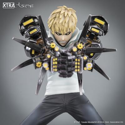 Figurine One Punch Man XTRA Tsume Genos 15cm 1001 Figurines 4