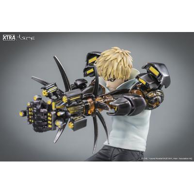 Figurine One Punch Man XTRA Tsume Genos 15cm 1001 Figurines 8