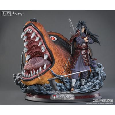 Statue Naruto Shippuden Madara Uchiha HQS+ by Tsume