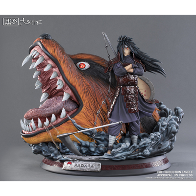 Statue Naruto Shippuden Madara Uchiha HQS+ by Tsume 1001 Figurines 2
