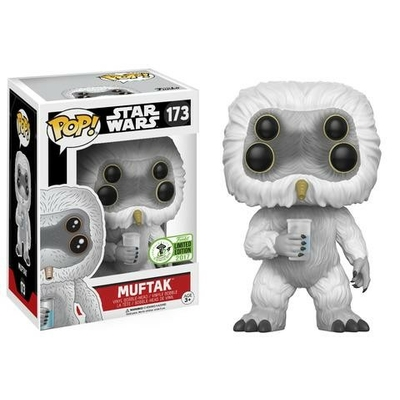 Figurine Star Wars Funko POP! Bobble Head Muftak 9cm