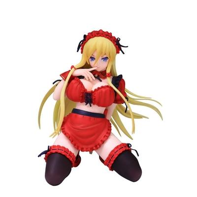 Statuette Bishoujo Mangekyou Alice Red Ver. 18cm