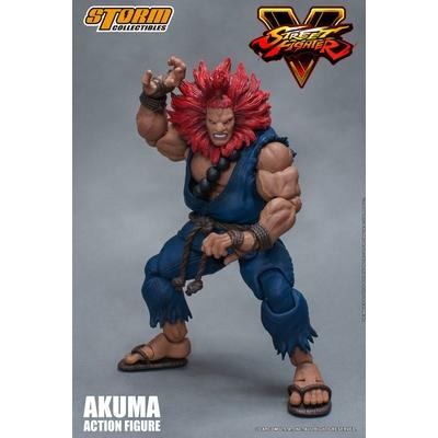 Figurine Street Fighter V Akuma 18cm