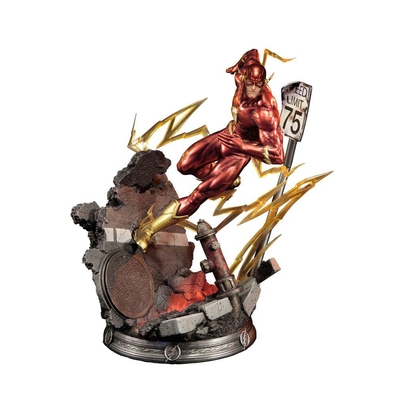 Statuette Justice League New 52 The Flash 54cm