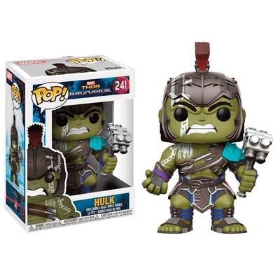 Figurine Thor Ragnarok Funko POP! Hulk 9cm