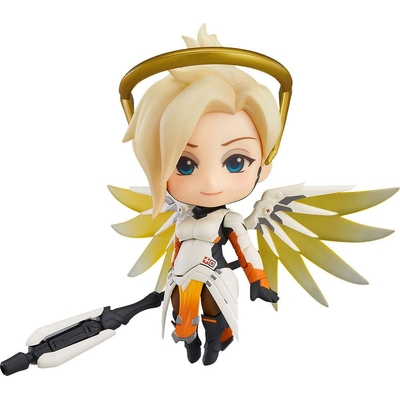 Figurine Nendoroid Overwatch Mercy Classic Skin Edition 10cm