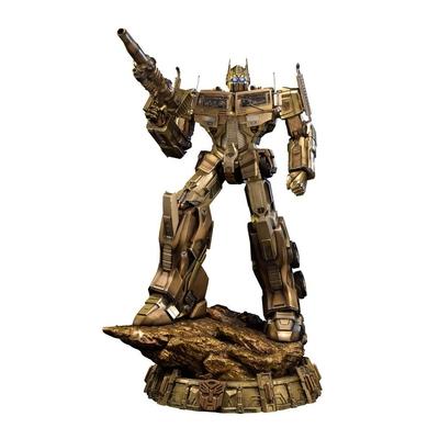 Statuette Transformers Generation 1 Optimus Prime Gold Version 61cm