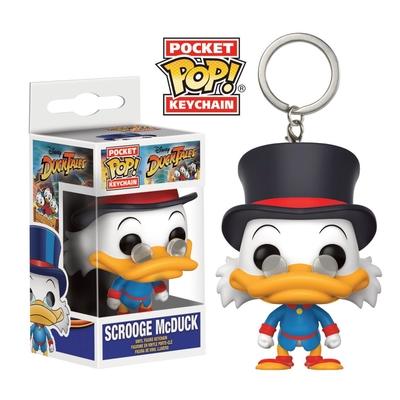Porte-clés La Bande à Picsou Pocket POP! Scrooge McDuck 4cm