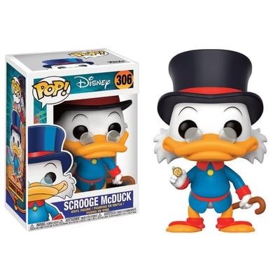 Figurine Disney La Bande à Picsou Funko POP! Scrooge McDuck 9cm