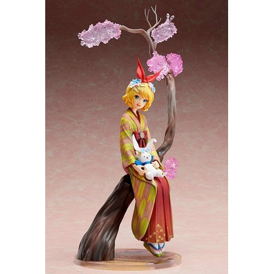 Statuette Character Vocal Series 01 Kagamine Rin Hanairogoromo Ver. 25cm