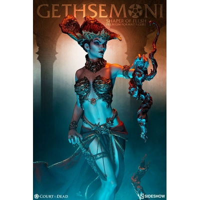 Statuette Court of the Dead Premium Format Gethsemoni Shaper of Flesh 53cm
