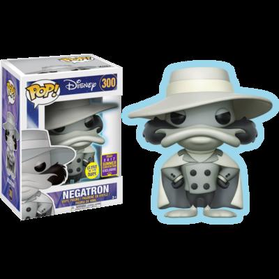 Figurine Myster Mask Funko POP! Disney Negatron GITD Summer Convention Exclusive 9cm