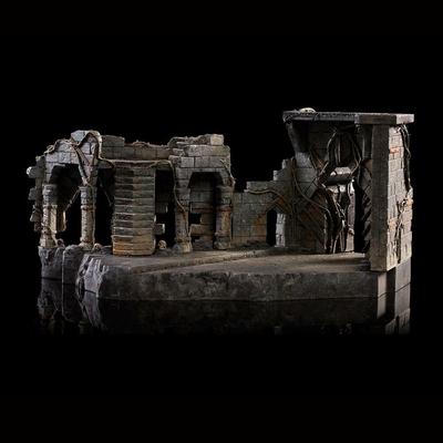 Réplique Le Hobbit La Bataille des Cinq Armées Dol-Guldur Environment