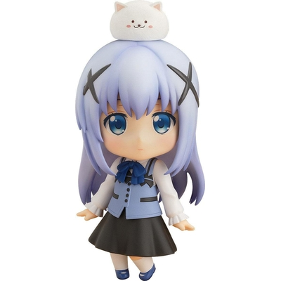 Figurine Nendoroid Is the Order a Rabbit Chino 10cm