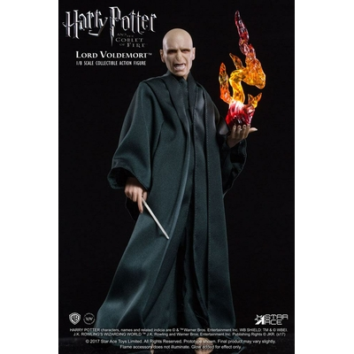 Figurine Harry Potter Real Master Series Lord Voldemort 23cm