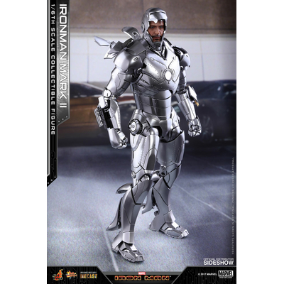 Figurine Iron Man 2 Diecast Movie Masterpiece Iron Man Mark II 31cm