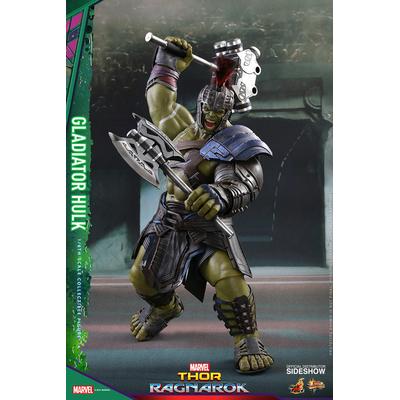 Figurine Thor Ragnarok Movie Masterpiece Gladiator Hulk 42cm